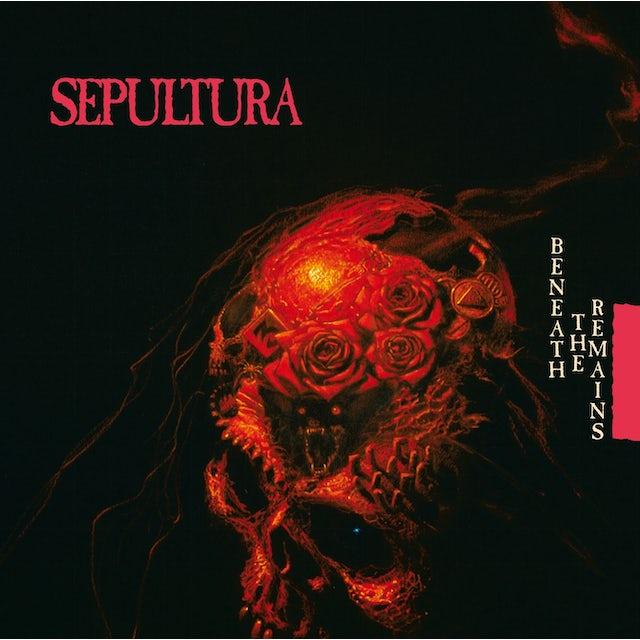 Sepultura Beneath The Remains CD
