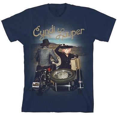 Cyndi Lauper Detour T-Shirt
