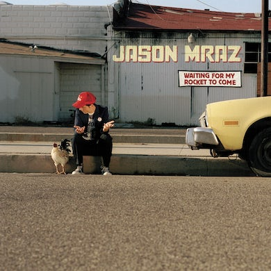 Jason Mraz Waiting For My Rocket to Come (CD)