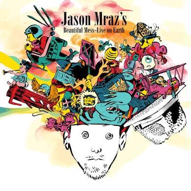 Jason Mraz's Beautiful Mess: Live On Earth (CD/DVD)