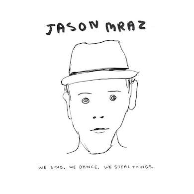 Jason Mraz We Sing. We Dance. We Steal Things. (CD)