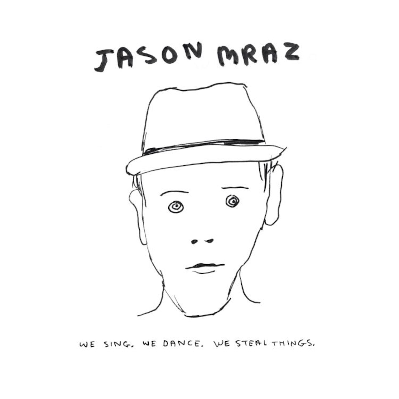 Jason Mraz We Sing  We Dance  We Steal Things  (CD)