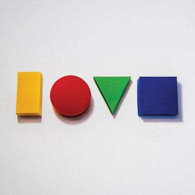 Jason Mraz Love Is A Four Letter Word (2xLP) (Vinyl)