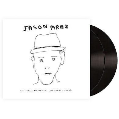 "Jason Mraz ""We Sing We Dance..."" Vinyl LP"