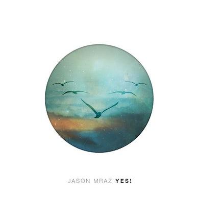 Jason Mraz YES! (2xLP) (Vinyl)