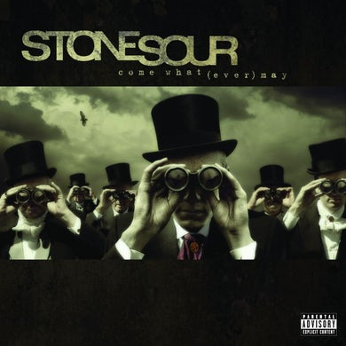 Stone Sour Come What(ever) May CD