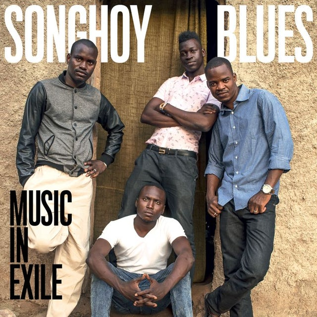 SONGHOY BLUES Music In Exile (CD)