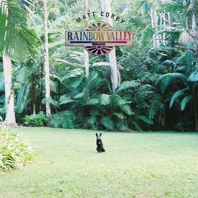 Matt Corby Rainbow Valley CD