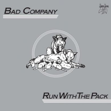 Bad Company Run With The Pack Deluxe (2LP) (Vinyl)