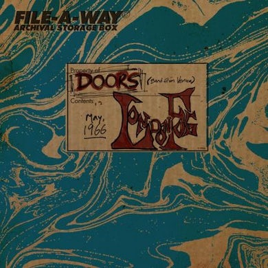 "The Doors London Fog 1966 (10"" Vinyl w/CD)"