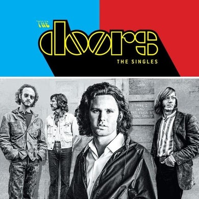 The Doors The Singles (2CD/1Blu-Ray)