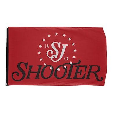 Shooter Jennings Shooter 3x5 Flag