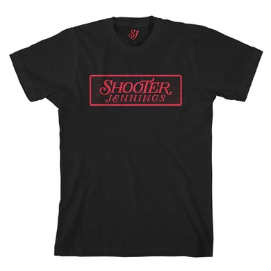 Shooter Jennings Shooter Logo T-Shirt