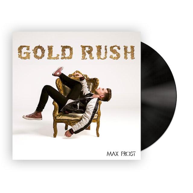 Max Frost Gold Rush (Black Vinyl)