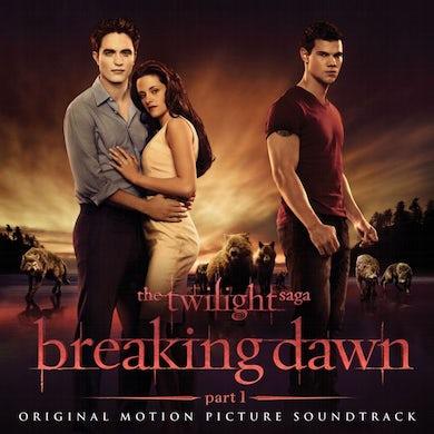 Twilight Breaking Dawn Part 1 - Original Motion Picture Soundtrack CD