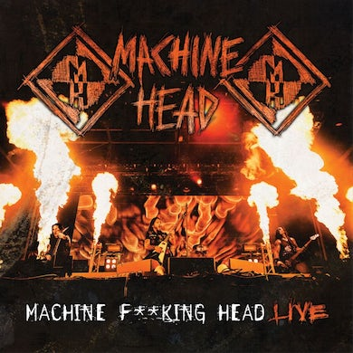 Machine Head Machine F***ing Head Live (2CD)