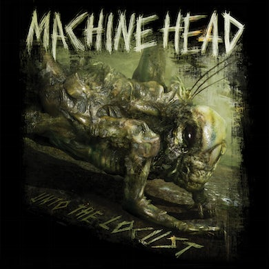 Machine Head Unto The Locust CD