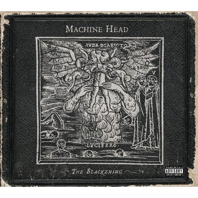 Machine Head The Blackening (Special Edition CD/DVD slipcase)