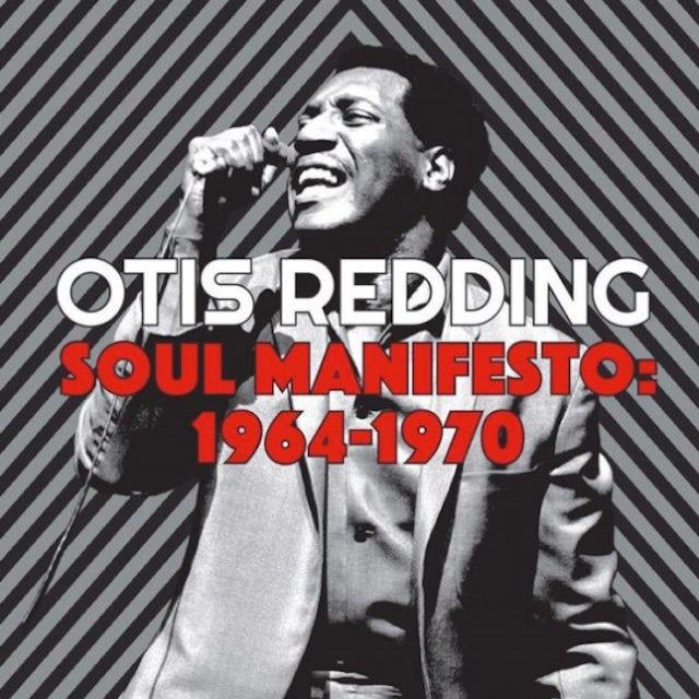 Otis Redding Soul Manifesto 1964-1970 (12CD)