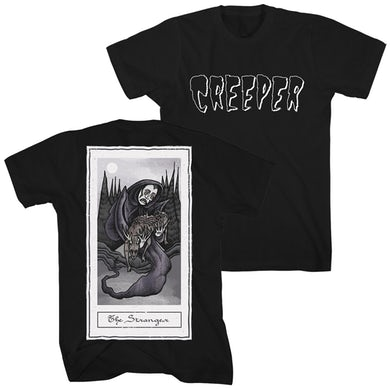Creeper Death Card T-Shirt