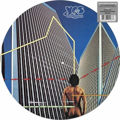 Yes Going For The One (Picture Disc)