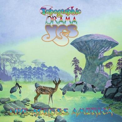 Yes Topographic Drama - Live Across America (3LP) (Vinyl)
