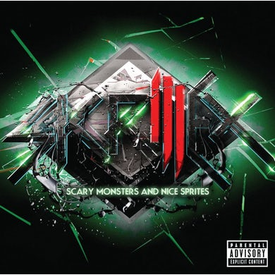 Skrillex Scary Monsters And Nice Sprites CD