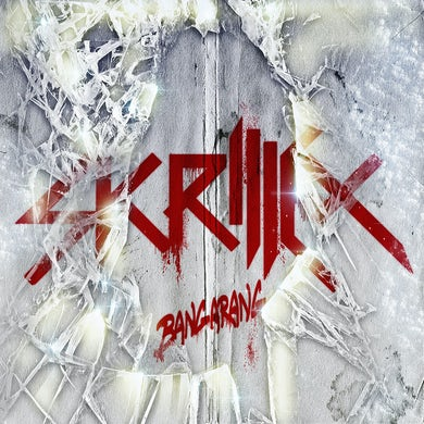 Skrillex Bangarang EP CD