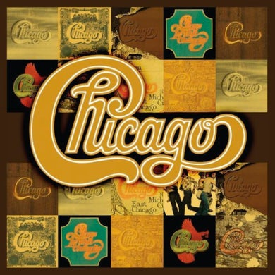 Chicago The Studio Albums 1969-1978 (Vol. 1)(10CD)