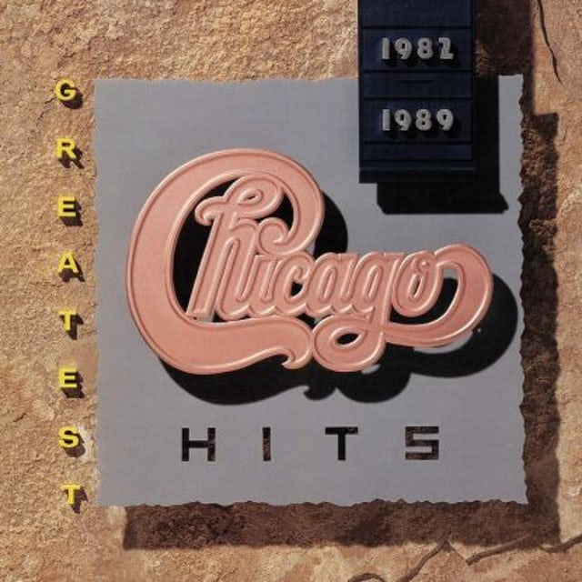 Chicago Greatest Hits 1982-1989 (Vinyl)