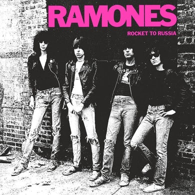 Ramones Rocket To Russia (Remastered)(CD)