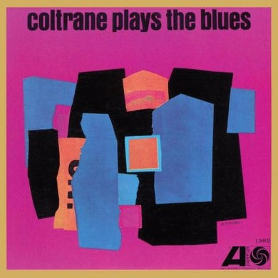 John Coltrane  Coltrane Plays The Blues (Mono Remaster)(Vinyl