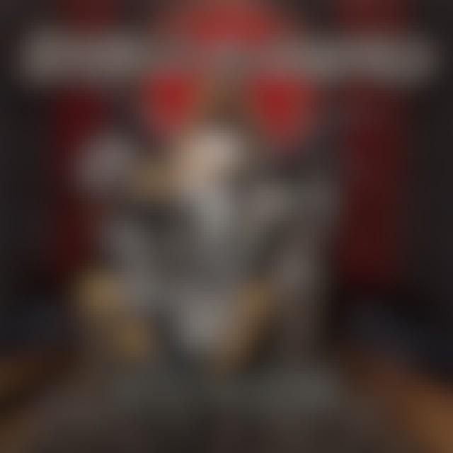 Avenged Sevenfold Hail to the King 2-LP Vinyl