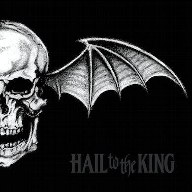 Avenged Sevenfold Hail To The King CD