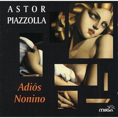 Astor Piazzolla Adios Nonino CD