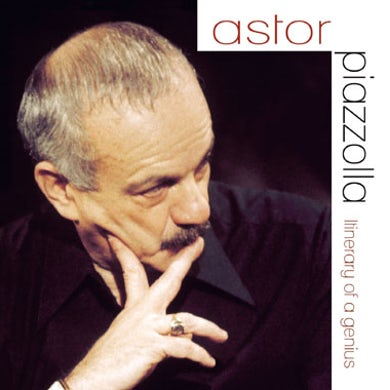 Astor Piazzolla Itinerary of a Genius (2CD)