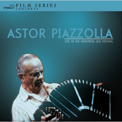Astor Piazzolla Live At The Montreal Jazz Festival CD