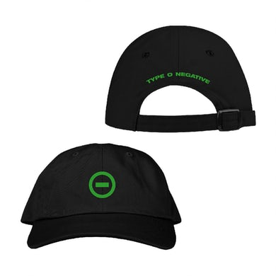 Type O Negative Type O Logo Dad Hat