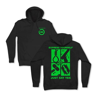 Type O Negative Express Yourself Hoodie