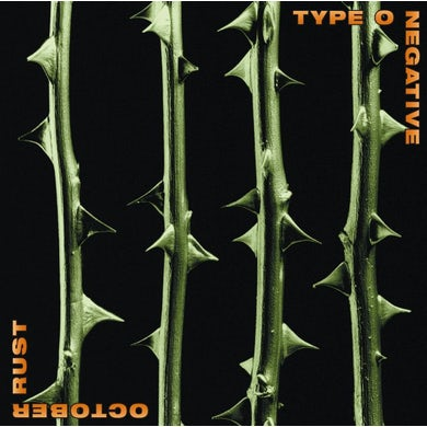 Type O Negative October Rust CD