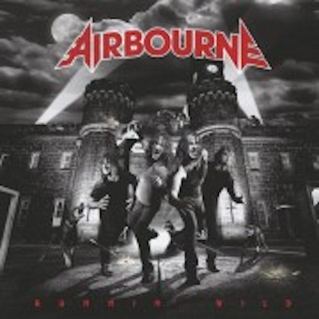 Airbourne Runnin' Wild CD