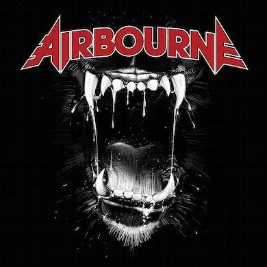 Airbourne Black Dog Barking CD