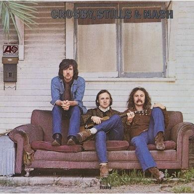 Crosby, Stills & Nash CD (1st Album - Expanded & Remastered)