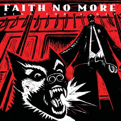 Faith No More King For A Day...Fool For A Lifetime (2016 Remaster)(2LP 180 Gram Vinyl)