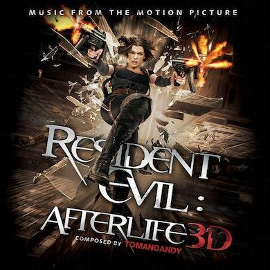 tomandandy Resident Evil: Afterlife CD