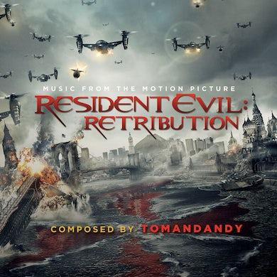 tomandandy Resident Evil: Retribution CD