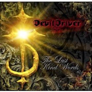 Devildriver The Last Kind Words CD