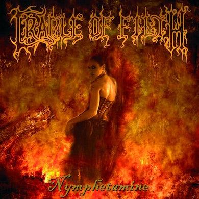Cradle Of Filth Nymphetamine CD