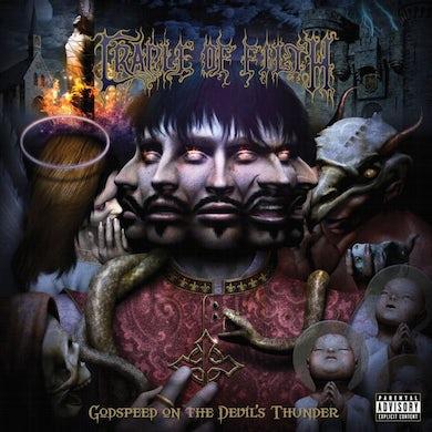 Cradle Of Filth Godspeed On The Devil's Thunder CD