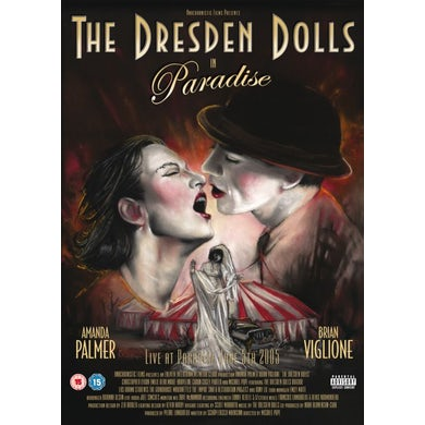 Dresden Dolls Paradise DVD